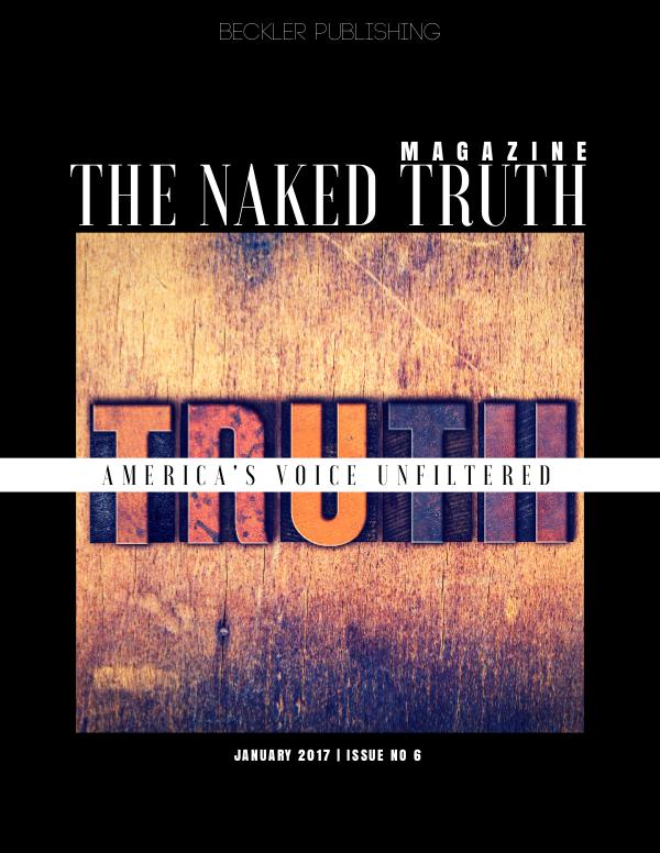 The Naked Truth Magazine - America's Voice Unfiltered January 2017
