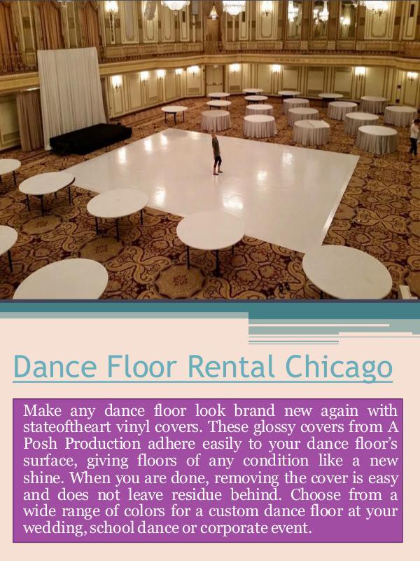Portable Dance Floor Rental Portable Dance Floor Rental