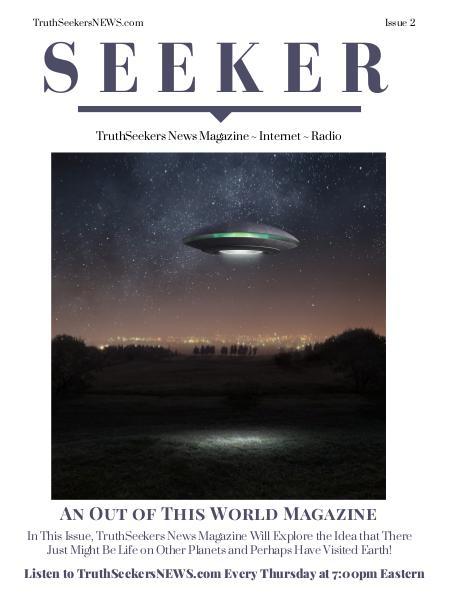 TruthSeekers NEWS Magazine Issue 2, 2016