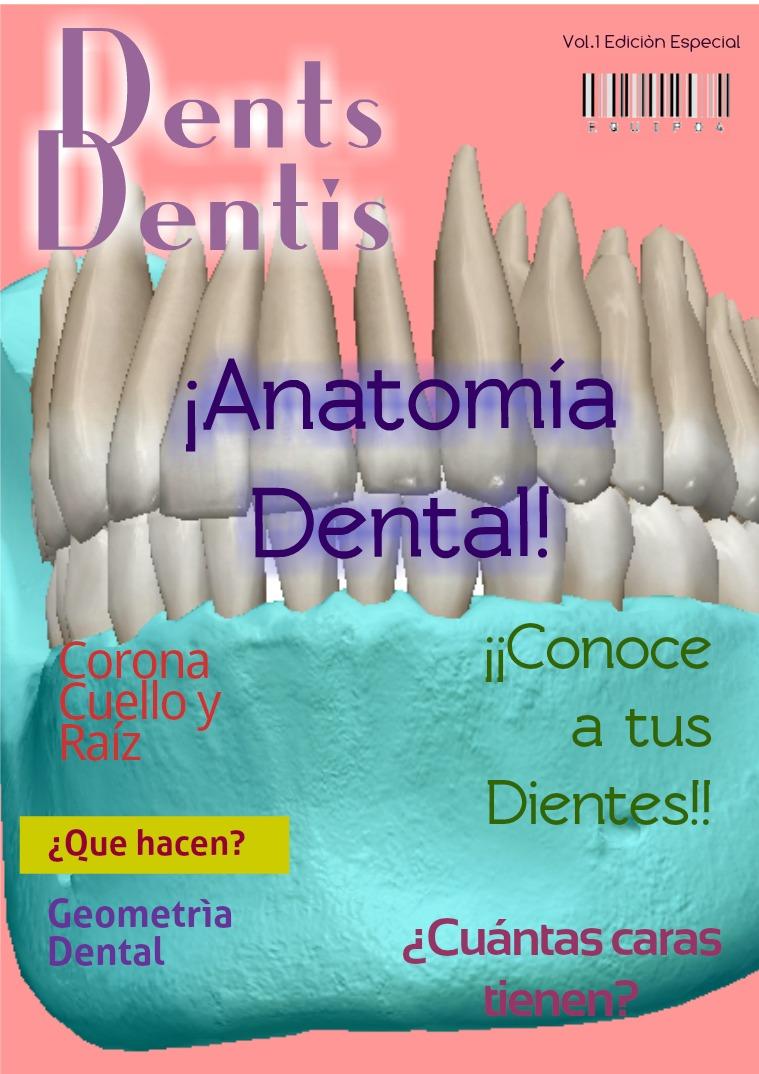 Dents Dentis vol.1 Edición Especial