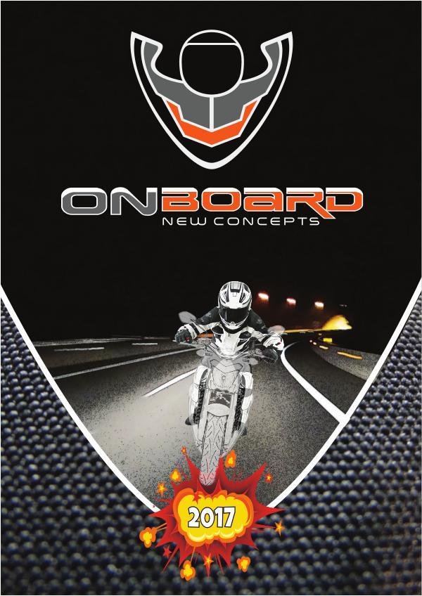 Catalogo ONBOARD 2017 Catalogo Onboard 2017