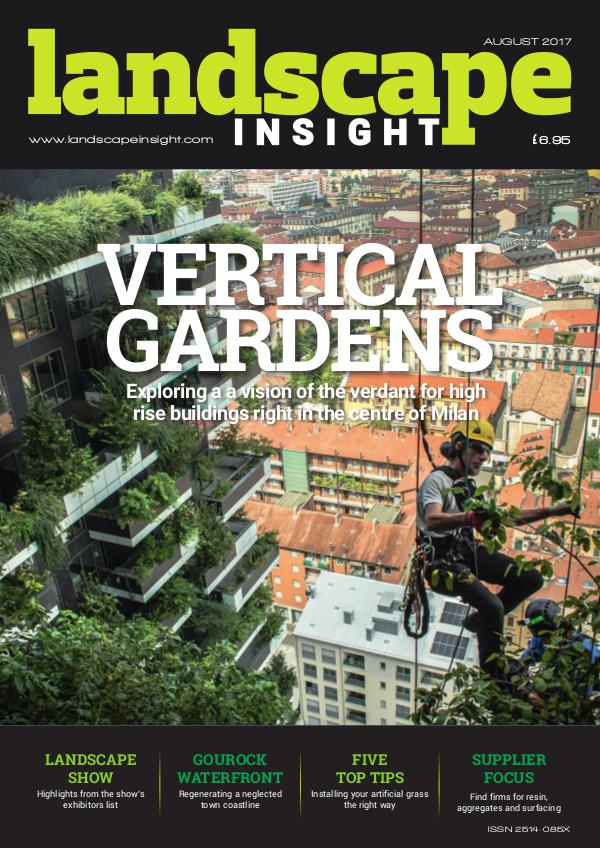 Landscape Insight August 2017