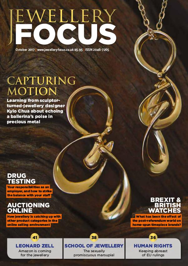 Jewellery Focus October 2017