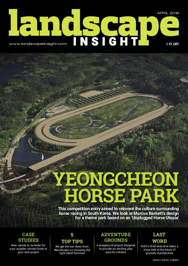 Landscape Insight April 2018