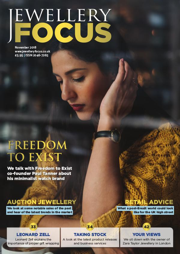 Jewellery Focus November 2018