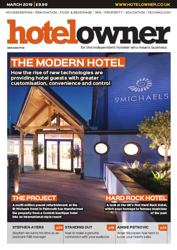 Hotel Owner March 2019