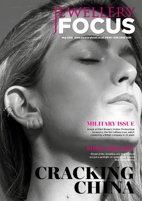 Jewellery Focus May 2019