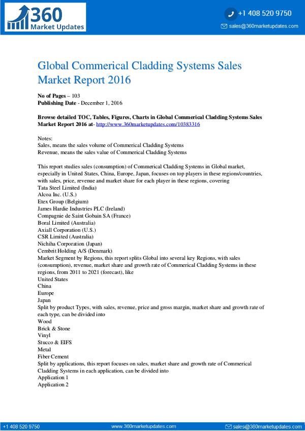Report- Commerical-Cladding-Systems-Sales-Market-Report-