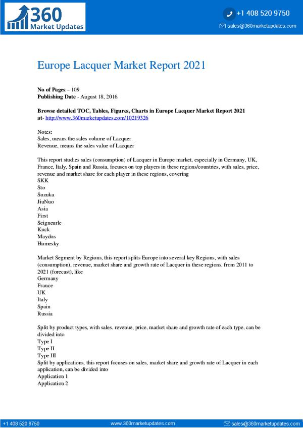 My first Magazine Europe-Lacquer-Market-Report-2021-