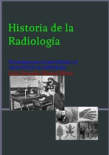 Historia de la Radiología.
