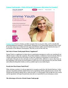 Femme Youth