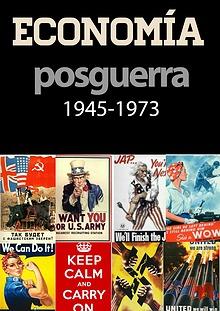 La economía de posguerra: los años del Estado de Bienestar 1945-1973