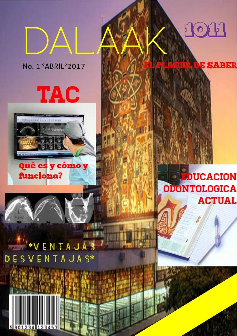 Revista Digital de Tomografía Axial Computarizada 1