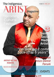 The Indigenous Artist Magazine