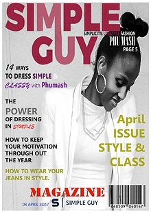 Simple Guy Mag