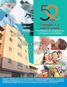 REVISTA QUIMIFAR - 50 ANIVERSARIO
