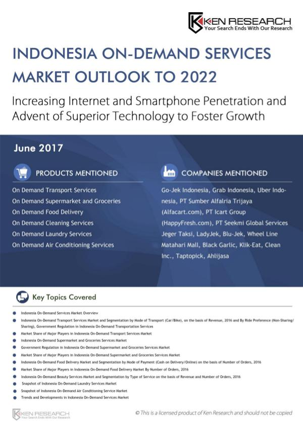 Market Research Report Industry Growth On Demand Services,Ride Sharing Ap