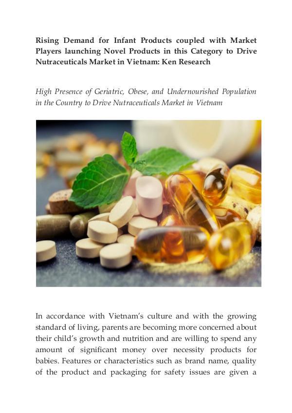 Market Research Report Herbal Supplements Market in Vietnam,Omega 3 Fatty
