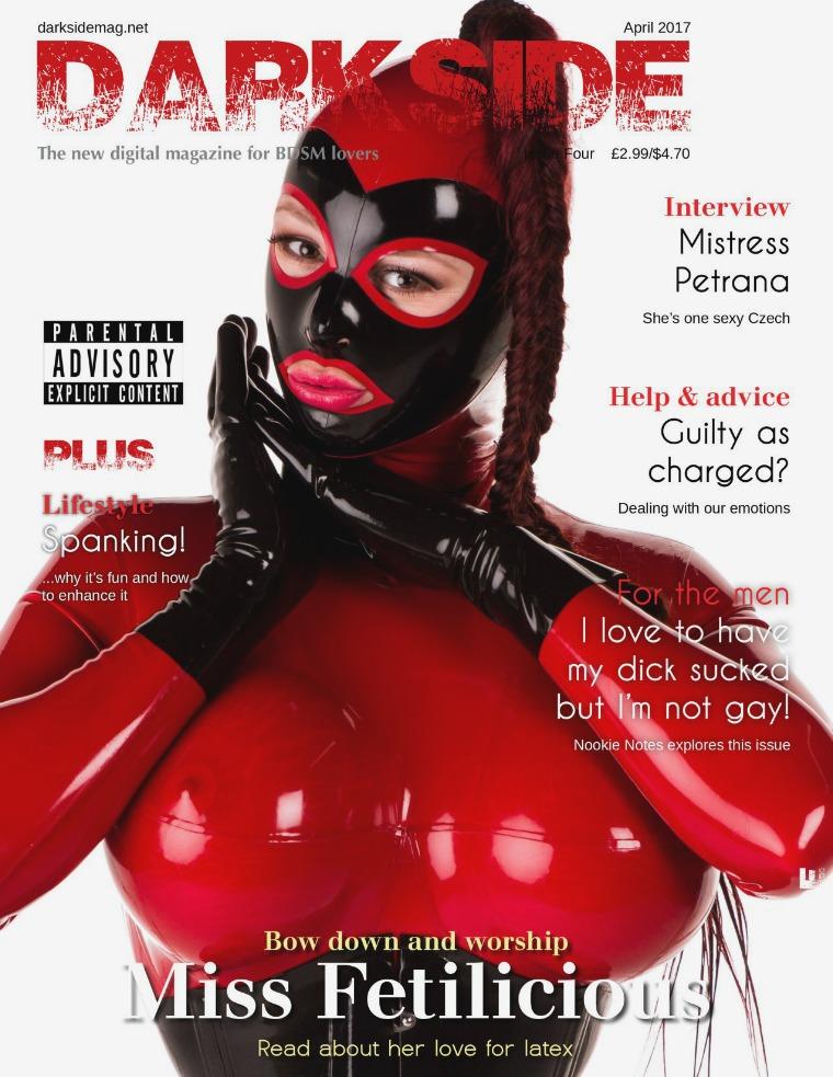Darkside Magazine Issue Four