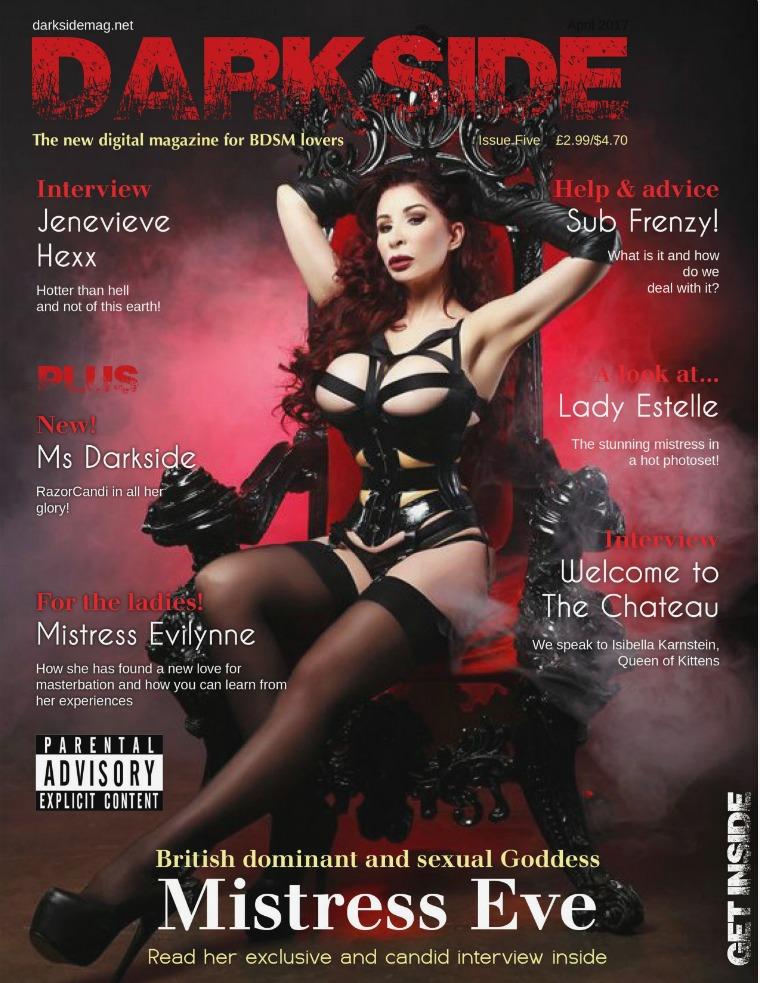 Darkside Magazine Issue Five