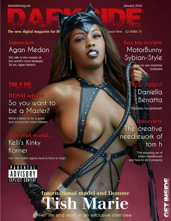 Darkside Magazine Darkside Issue Nine