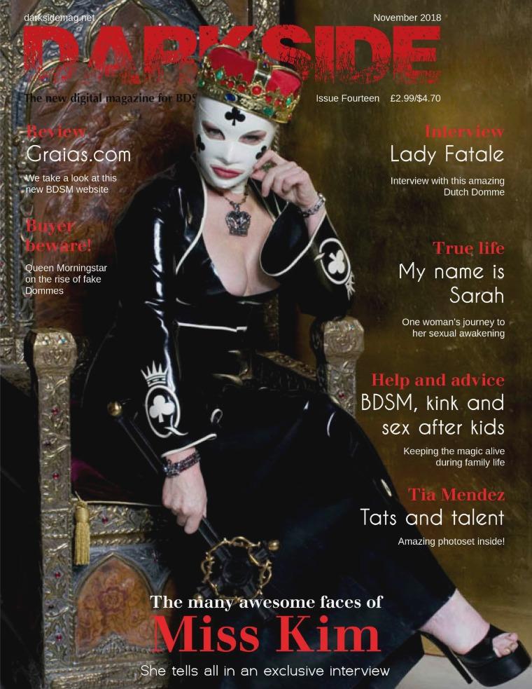 Darkside Magazine Issue 14