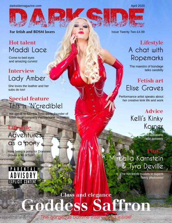 Darkside Magazine Issue 22