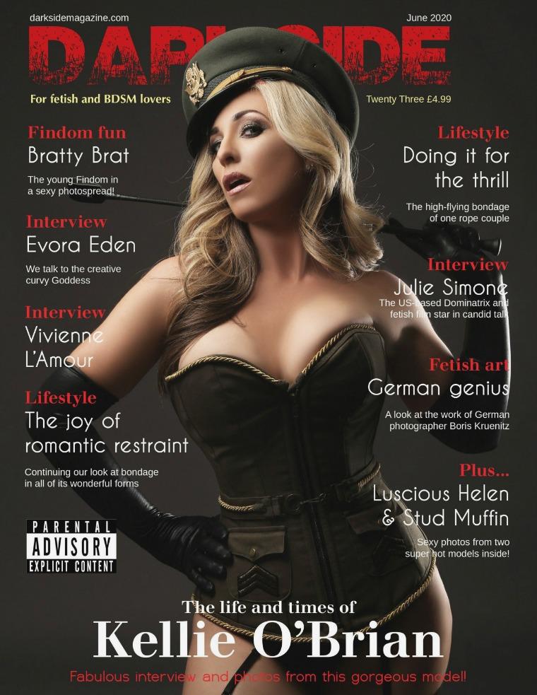 Darkside Magazine Issue 23