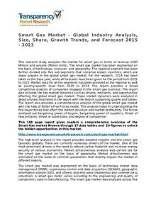 Smart Gas Market Research Report and Forecast up to 2023