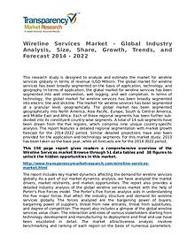 Wireline Services Market Research Report and Forecast up to 2022