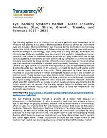 Eye Tracking Systems Market Research Report and Forecast up to 2025