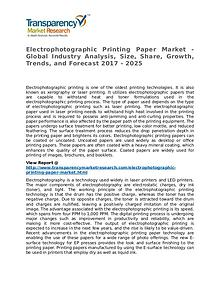 Electrophotographic Printing Paper Market Research Report
