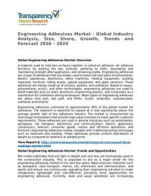 Engineering Adhesives Market Research Report and Forecast up to 2023