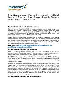 Tris Nonylphenyl Phosphite Market 2016