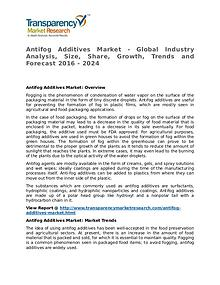 Antifog Additives Market SWOT Analysis Of Top Key Player Forecasts