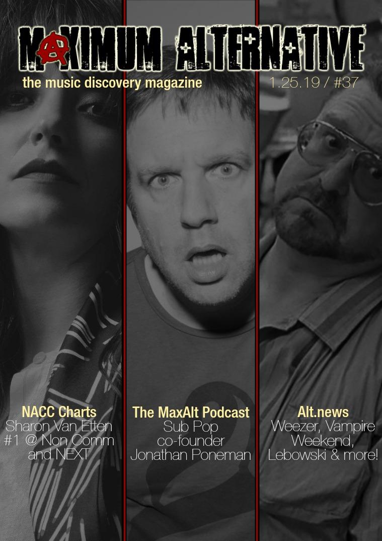 Maximum Alternative Issue 37 Weekly!