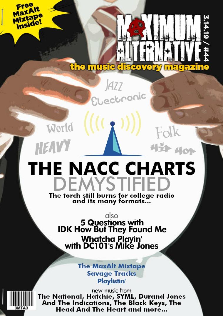 Maximum Alternative Issue 44 The NACC Charts Demystified,