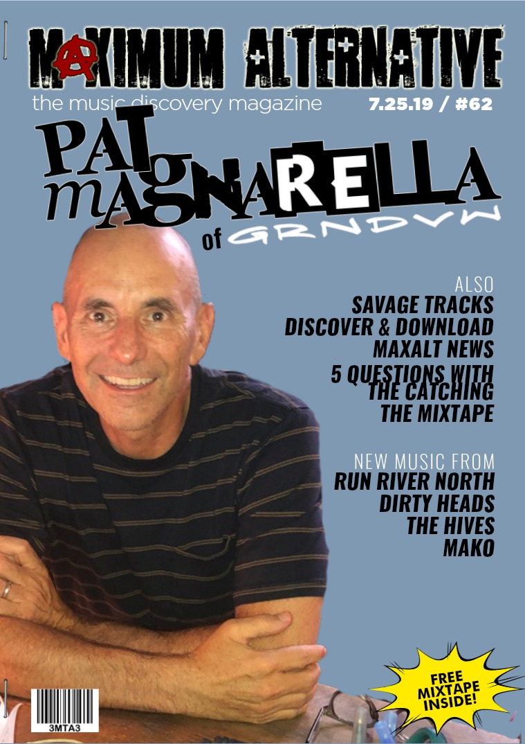 Issue 62. Pat Magnarella.