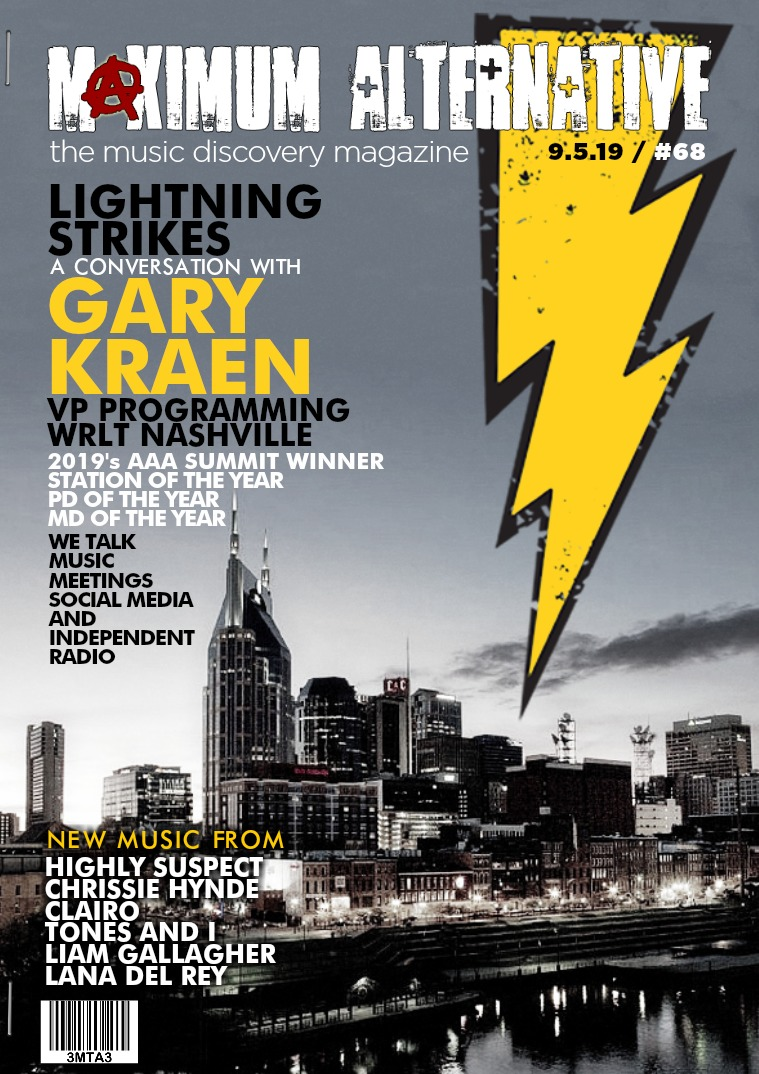 Maximum Alternative Issue 68 Gary Kraen