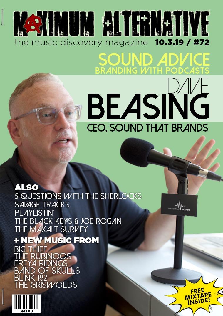 Maximum Alternative Issue 72 Dave Beasing Part 2.