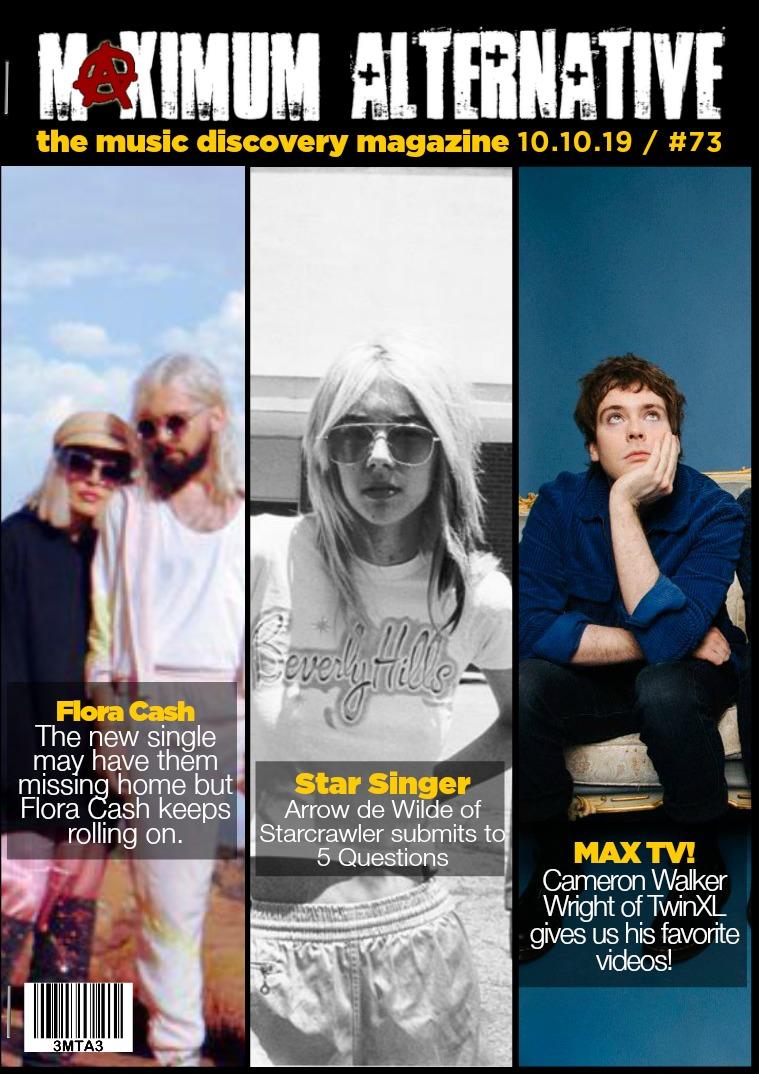 Maximum Alternative Issue 73