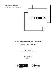 Mod.1 História Cederj
