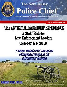 The NJ Police Chief Magazine