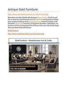 Gold Furniture Store