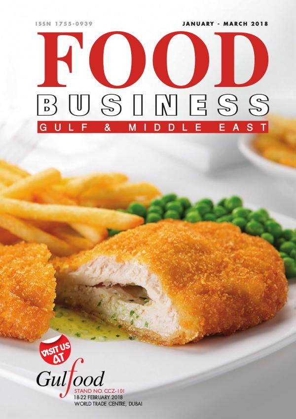 FOOD BUSINESS GULF & ME Jan-march 2018