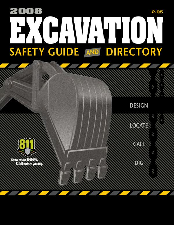 Excavation Safety Guide 2008
