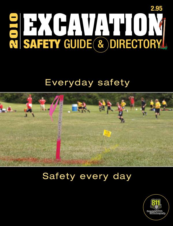 Excavation Safety Guide 2010