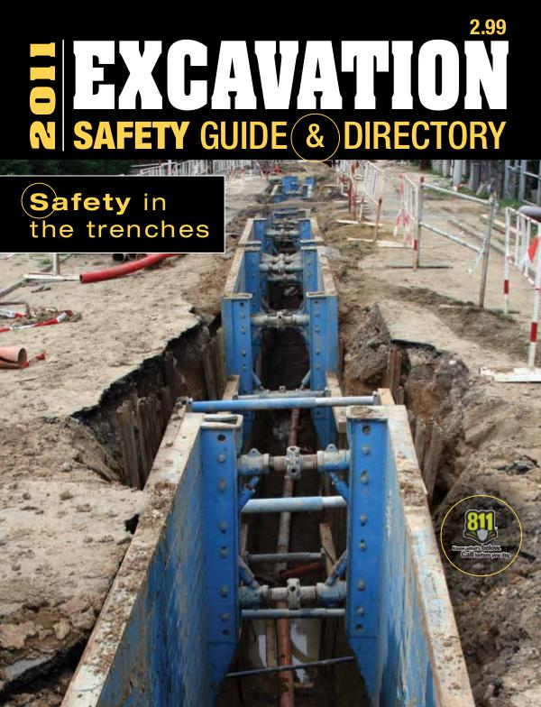 Excavation Safety Guide 2011