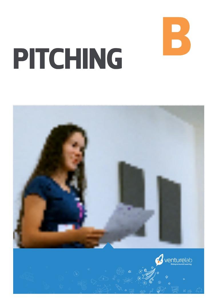 VentureLab: Grades 6-8 Pitching B
