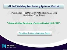 Welding Respiratory Systems Market